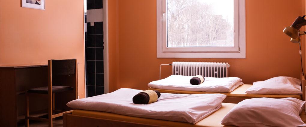 Ubytovňa Stupava izba 2